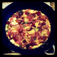 frittata beautiful